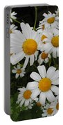 Bunch Of Daisy Portable Battery Charger