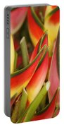 Bunch Of Heliconia Portable Battery Charger