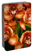 Bunches Of Flowers I Portable Battery Charger