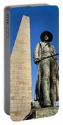 Bunker Hill Memorial Portable Battery Charger