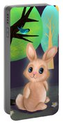 Bunny And Birdie Portable Battery Charger
