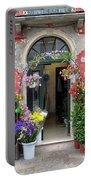 Burano Flower Shop Portable Battery Charger