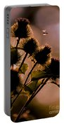 Burdock Silhouette Portable Battery Charger