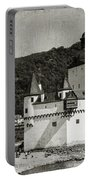 Burg Pfalzgrafenstein Aged Portable Battery Charger