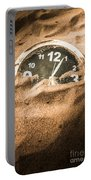 Buried In The Sands Of Time Portable Battery Charger