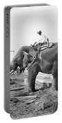 Burma: Elephant Portable Battery Charger