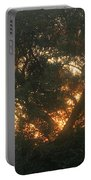 Burning Bush Portable Battery Charger