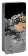 Burning House Destroyed By The Ss Soviet Union Number Two 1941 Color Added 2016 Portable Battery Charger