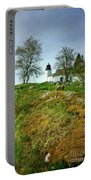 Burnt Island Light Station 11 Portable Battery Charger