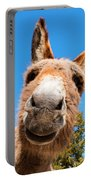 Burro In Cripple Creek Portable Battery Charger