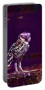 Burrowing Owl Small Owl Bird Nature  Portable Battery Charger