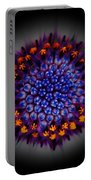 Burst In The Center Portable Battery Charger