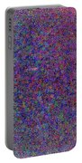 Bursting Confetti  Portable Battery Charger