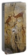 Bushman Painting Portable Battery Charger