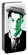 Buster Keaton Portable Battery Charger