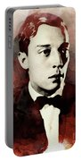 Buster Keaton, Legend Portable Battery Charger