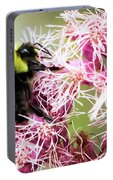 Busy As A Bumblebee Portable Battery Charger