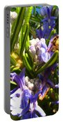 Busy Rosemary Honeybee Portable Battery Charger