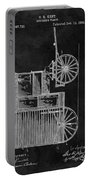 Butcher's Wagon Patent Portable Battery Charger