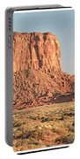Butte, Monument Valley, Utah Portable Battery Charger