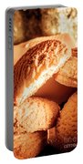 Butter Shortbread Biscuits Portable Battery Charger