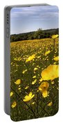 Buttercup Field Portable Battery Charger
