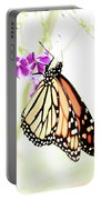 Butterfly 01 Portable Battery Charger