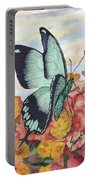 Butterfly 180727 Portable Battery Charger by Sam Sidders