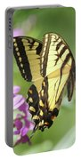 Butterfly #9 Portable Battery Charger