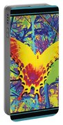 Butterfly All Aglow Portable Battery Charger