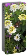 Butterfly And The Spider Portable Battery Charger