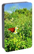 Butterfly Bonanza Portable Battery Charger