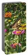 Butterfly Breakfast Portable Battery Charger