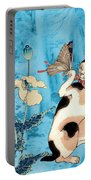 Butterfly Charmer Portable Battery Charger
