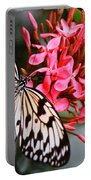 Butterfly Enchantment Portable Battery Charger