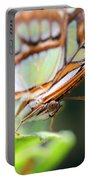 Butterfly Face Portable Battery Charger