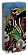 Butterfly Fantasy Portable Battery Charger