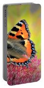 Butterfly In Bloom Portable Battery Charger