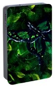 Butterfly In The Bush Portable Battery Charger