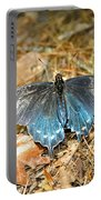 Butterfly In The Forest Portable Battery Charger