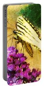 Butterfly Journey Portable Battery Charger