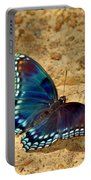 Butterfly Landing Portable Battery Charger