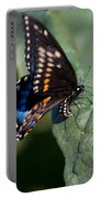Butterfly Laying Eggs Portable Battery Charger