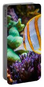 Butterfly Of The Sea Portable Battery Charger