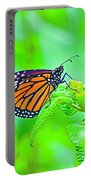 Butterfly Series #13 Portable Battery Charger