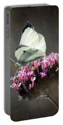 Butterfly Spirit #02 Portable Battery Charger
