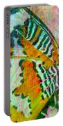 Butterfly Spirit Portable Battery Charger
