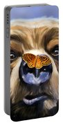 Butterfly Surprise Portable Battery Charger