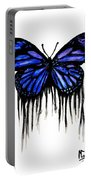 Butterfly Tears Portable Battery Charger