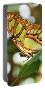 Butterfly Watching Portable Battery Charger